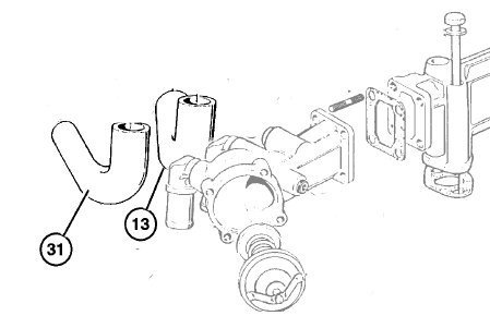 1967 1976 Gm International Amc Jeep Turn Signal Switch Cam