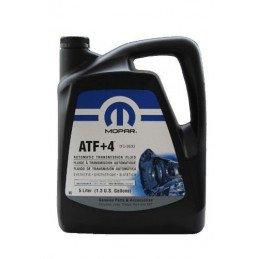 Huile Jeep ATF+4 / MS-9602 pour boite automatique, transfert et DA MOPAR ATF+4 / bidon de 5L  // 68218058AA
