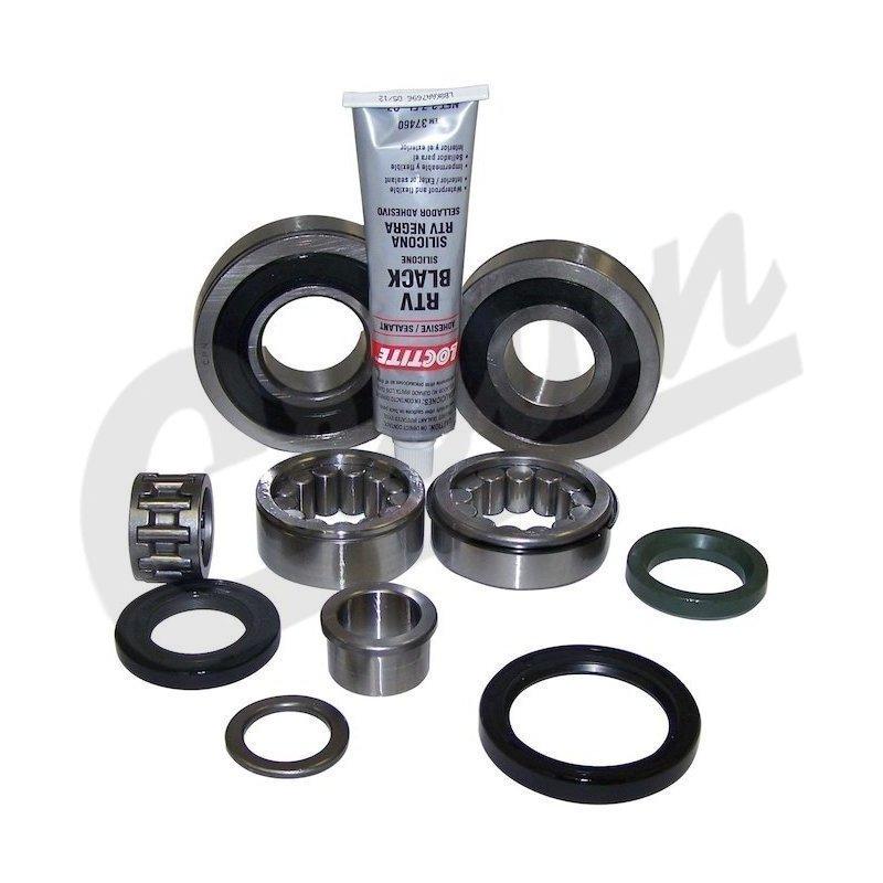 Kit de rénovation joints et roulements / Boîte AX15 / Jeep Cherokee XJ 88-99 / Wrangler YJ 88-95 & TJ 97-99 / ZJ 93 // AX15BK