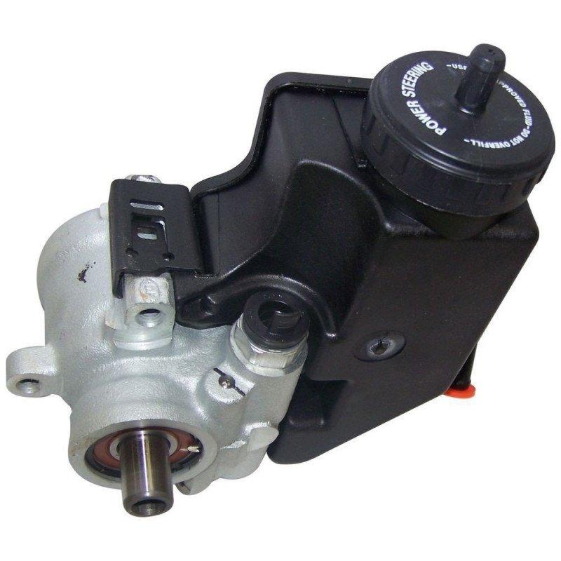 Pompe de direction assistée avec réservoir intégré / Jeep Cherokee XJ 4.0L 87-89 // 53005437