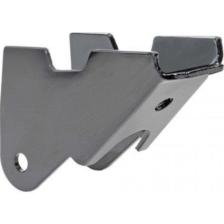 Support de lames de suspension côté main de lames à souder sur chassis / Jeep Wrangler YJ 87-95 // 52040320