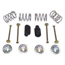 Fixation mâchoires freins tambours 9 pouces  Jeep Wrangler YJ et TJ  90-06, Cherokee XJ 90-01 -- 4049681