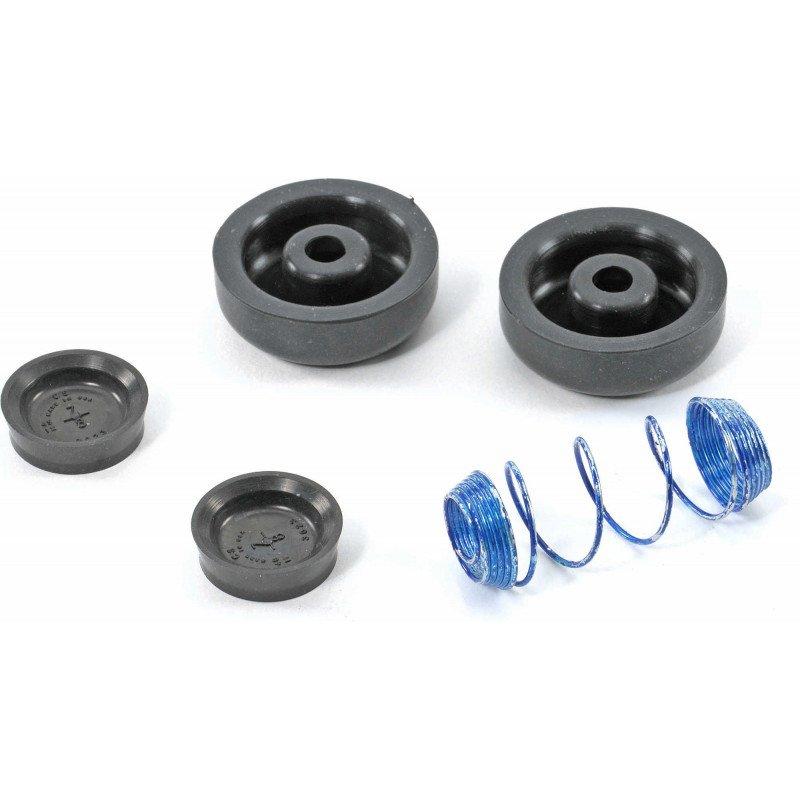 kit de r paration cylindre de roue tambour de frein arri re 10 pouces 254 mm jeep yj 87 89. Black Bedroom Furniture Sets. Home Design Ideas