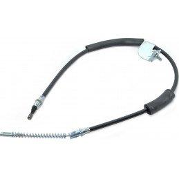 Câble de frein à main arrière droit Jeep Wrangler TJ 03-06 / Grand-Cherokee ZJ 94-98 - pour freins à disques // 52008904