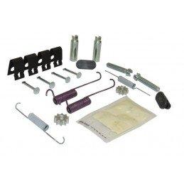 Ressorts + Clips + tendeurs - Accessoires de montage frein à main pour Jeep Wrangler TJ 03-06 / Cherokee KJ 03-07