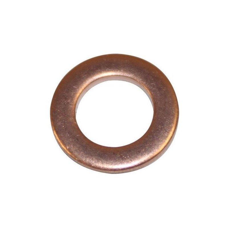 Rondelle de vis percée raccord banjo - flexible sur étrier / Jeep JK WK WH KJ KK MK 2006-2016 // 6502114