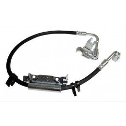 Flexible de frein avant gauche / Jeep Wrangler JK 2011-2016 2 portes ou Unlimited 4 portes // 68171943AD