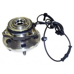 Moyeu-roulement de roue avant gauche avec capteur ABS / Jeep Cherokee KJ 2002-2005 // 52128693AA