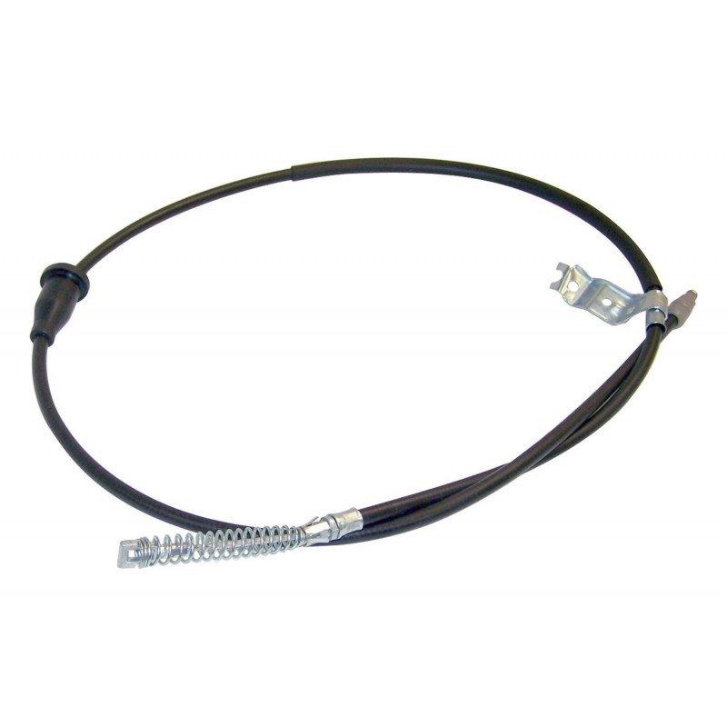 Câble de frein à main arrière gauche - freins à disques / Jeep Cherokee KJ 2003-2007 // 52128511AF
