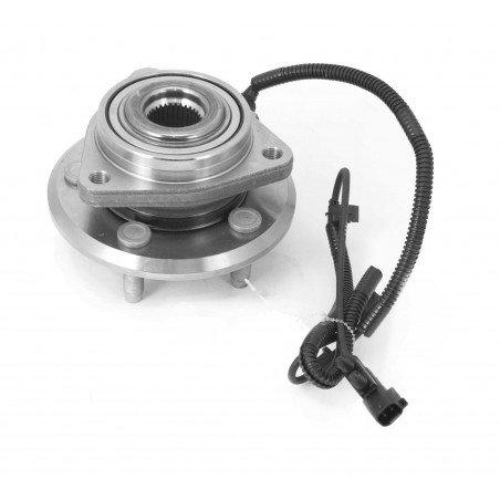 Moyeu-roulement de roue avant avec capteur ABS / Jeep Cherokee KK 2008-2012 Dodge Nitro KA 2007-2011// 52109947AE