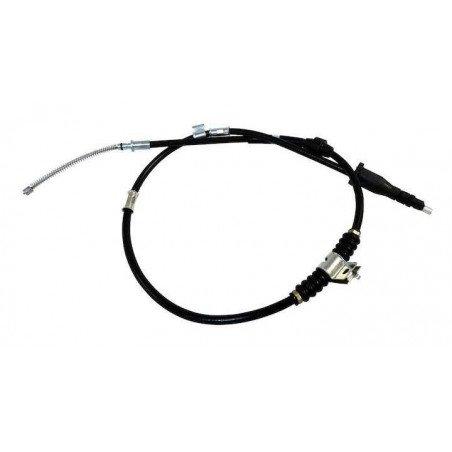 Câble de frein à main arrière gauche / Jeep Compass MK 2007-2017 // 4877017AB