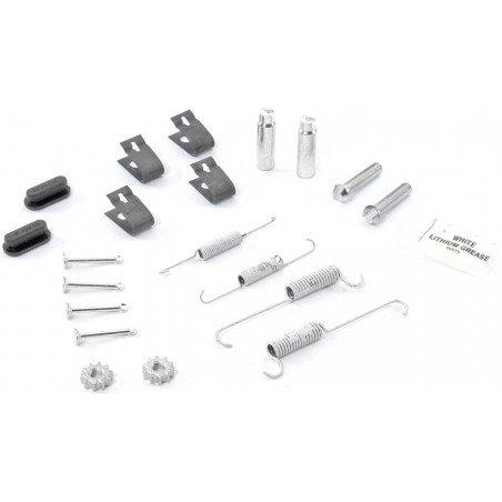 Kit accessoires de montage frein parking - ressorts clips tendeurs / Jeep Grand Cherokee ZJ 1994-1998 // 4796337HK