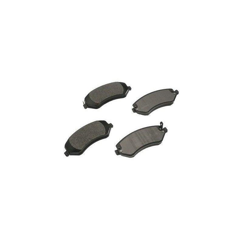 Plaquettes de frein avant semi-métalliques / Jeep Cherokee KJ 2002-2007 // 5066427AA