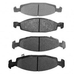 Plaquettes de frein avant x4 montage TEVES / Jeep Grand Cherokee WJ 1999-2002 // 5018592AA