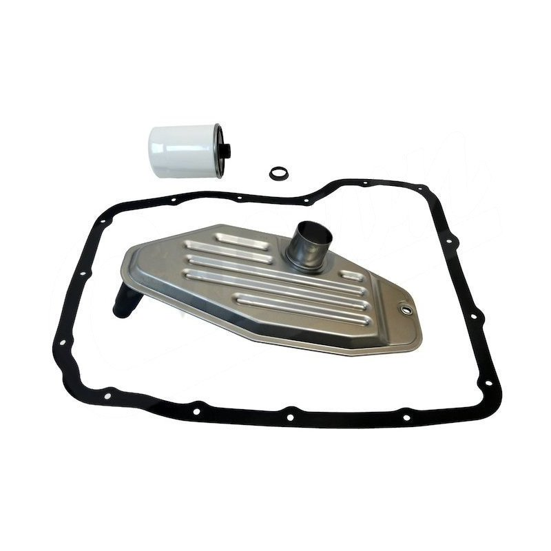 Kit 2x filtres huile boite automatique + joint Jeep Wrangler JK 07-10 /Grand Cherokee 99-13 /Commander 06-10 /Liberty 02-07