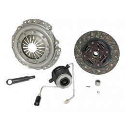 Kit embrayage complet - plateau + disque + butée-récepteur - Jeep Cherokee XJ 2.5L 1987-90 / Wrangler YJ 2.5L 1987-90 // XY8790F