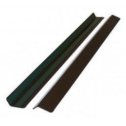 Protections de seuil de portes (X2), en Acier inox - Jeep Wrangler YJ 1987-1995 / CJ 1976-1986 // RT34010