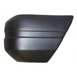 Embout de pare-choc avant gauche - noir mat - Jeep Cherokee XJ 1984-1996 // 52000179
