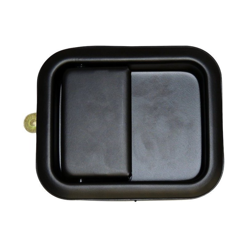 Poignée Noire Porte Haute - Jeep Wrangler YJ 87-95 - Gauche / Wrangler TJ 97-06 - Droite / Wrangler CJ 81-86 -Gauche // 55076223