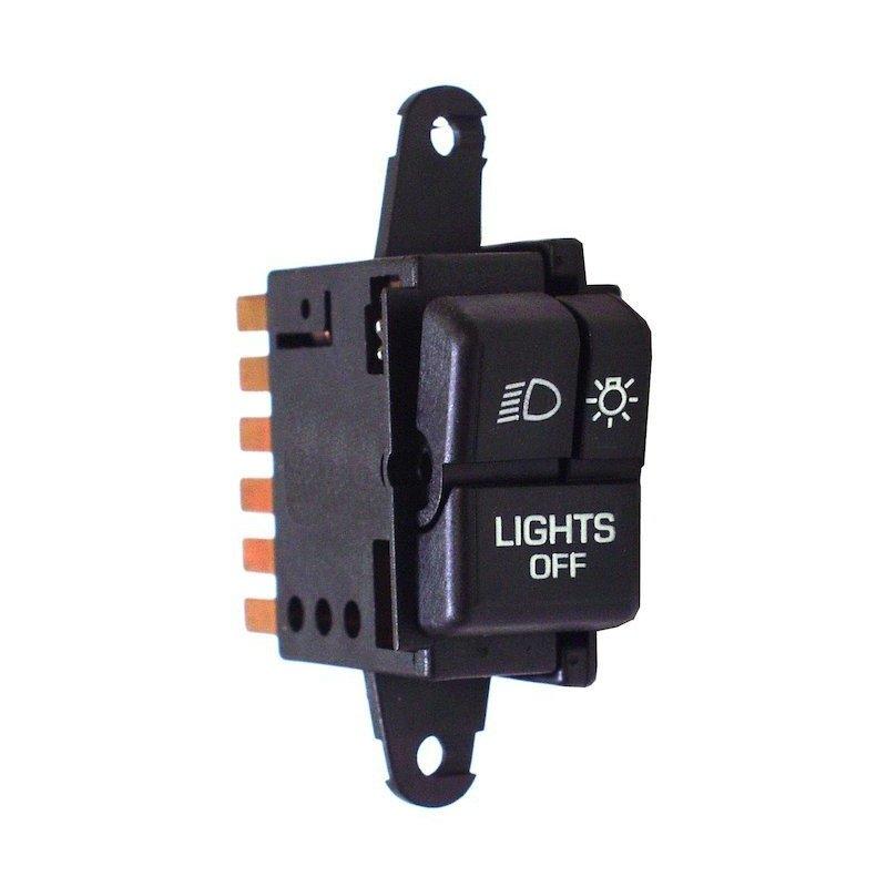 Contacteur de phares / veilleuses - Jeep Wrangler YJ 1987-1995 // 56003119