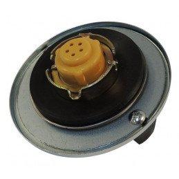 Bouchon de réservoir (Alu, à visser 1/4 de tour) - Jeep Wrangler YJ 1987-1990 / CJ, SJ 1972-1991 // 52003768