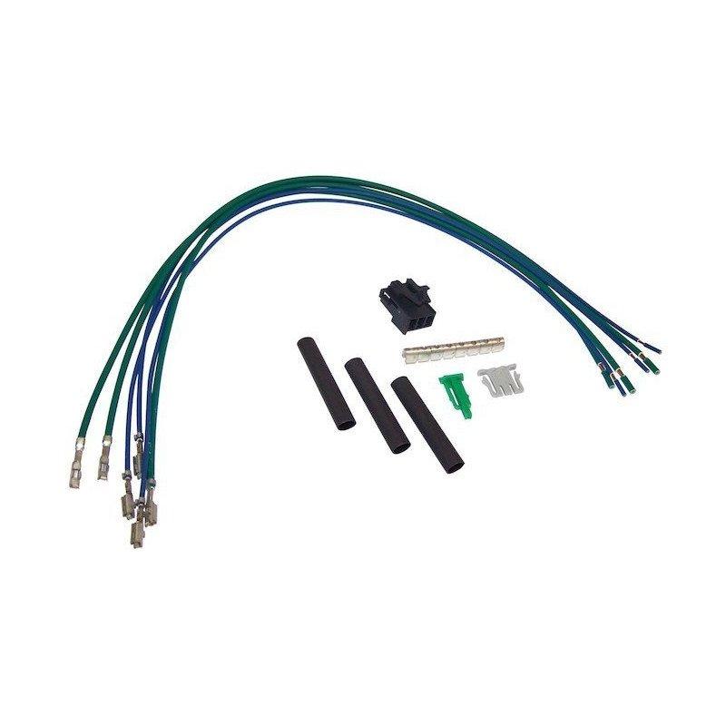 Kit réparation faisceau module résistance ventilateur de chauffage - Jeep Grand-Cherokee WJ 1999-2001 // 5102406AA