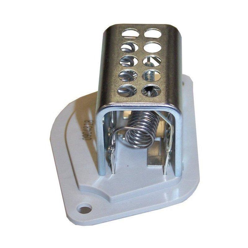 Résistance ventilateur de chauffage, clim manuelle - Jeep Cherokee XJ 97-01 / Wrangler TJ 97-01 // 4864957