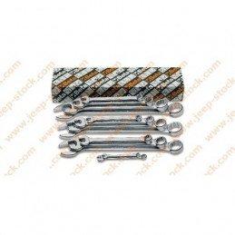 Jeu de 9 clés mixtes en pouces- BETA - pour Jeep // BTA000420163