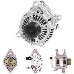 Alternateur 110A - RECONDITIONNÉ - Jeep Cherokee Liberty KJ 2.5, 2.8L CRD 2002-2004 // 56041578AE-RECOND