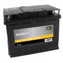 Batterie TECHPOWER Energy+, 12 V - 60 Ah // PRMT11
