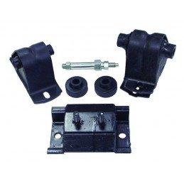 Kit Silent-blocs moteur & boite - Jeep Wrangler YJ 1991-1995 2.5L // 52017534K