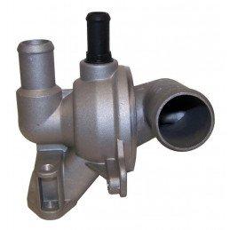 Thermostat avec boîtier - Jeep Cherokee KJ 2002-2004 2.5L, 2.8L CRD // 5072705AB