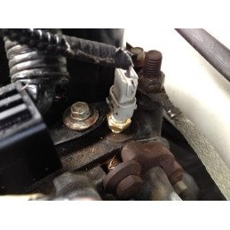 Capteur / Sonde température moteur - Jeep Cherokee XJ 2.5L, 4.0L / Wrangler YJ 2.5L, 4.0L / Grand-Cherokee ZJ 4.0L 1992-96