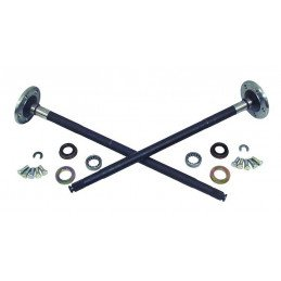 Arbres renforcés (X2) + roulements + joints - Dana 35C- Jeep Wrangler YJ,TJ 93-02/ Cherokee XJ 92-01/ Grand Cherokee ZJ 93-96