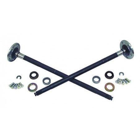 Arbres AR renforcés (X2) + roulements + joints - Dana 35C- Jeep Wrangler YJ,TJ 93-02/ Cherokee XJ 92-01/ Grand Cherokee ZJ 93-96