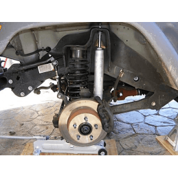 Kit rehausse + 50 mm (1,75 pouces) - Jeep Wrangler TJ 1997-2006 / Grand-Cherokee ZJ 1993-1998 // RT21028