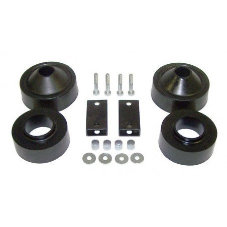 Kit rehausse + 45mm (1-3/4 pouces) - Jeep Wrangler JK 2007-2018 // RT21035