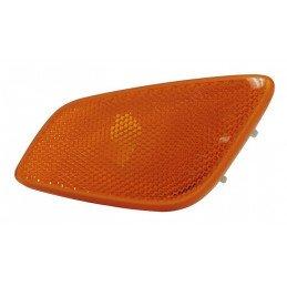 Répétiteur latéral DROIT clignotant orange dans élargisseur aile - Jeep Wrangler TJ 1997-2006 // 55155628AB