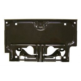 Support de plaque immatriculation US - Jeep Wrangler YJ 87-95 // 55007403