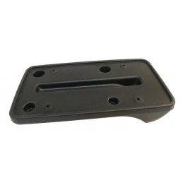 Support de plaque d'immatriculation Avant et Arrière - Jeep Wrangler TJ 1997-2006 // 55174994