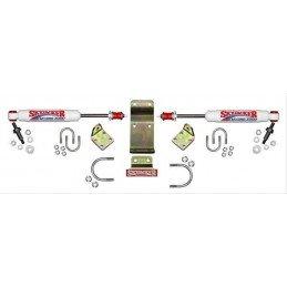Kit Double Amortisseurs de Direction - Skyjacker - Jeep Wrangler JK 2007-2011 // SJA-7203