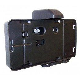 Support latéral de plaque immatriculation avec douille éclairage - Jeep Wrangler JK 2007-2011 // 68064720AA