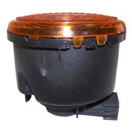 Veilleuse/clignotant de calandre GAUCHE Origine orange - Jeep Wrangler JK 2007-2013 // 55077885AD