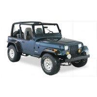 ▷ Gamme complète d'accessoires pour Jeep Wrangler YJ