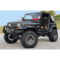 Accessoires Carrosserie Jeep Wrangler YJ