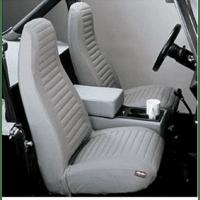 Jeepstock gamme d'accessoires intérieur Jeep Wrangler YJ 1987-1995