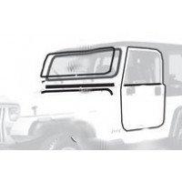 Joints de caisse Jeep Wrangler YJ