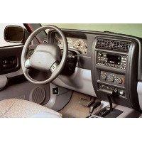Jeepstock accessoires intérieur pour Jeep Wrangler TJ 1997-2006