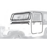 Joints de caisse Jeep Wrangler JK