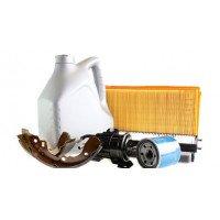 Jeep Renegade BU 2014-2018 : vidange, huiles, filtre à huile, filtre à air